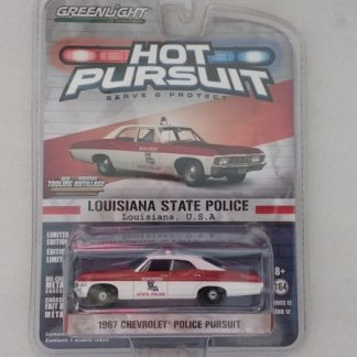 1967 Chevrolet Police Pursuit