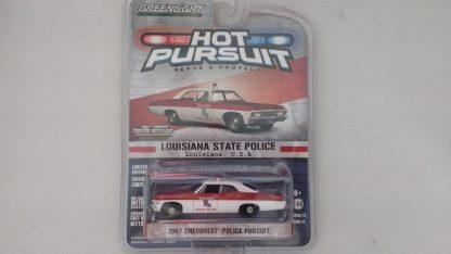 1967 Chevrolet Police Pursuit