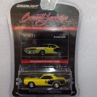 1972 Plymouth Hemi Cuda