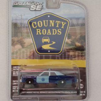1977 Dodge Royal Monaco Massachusetts State Police