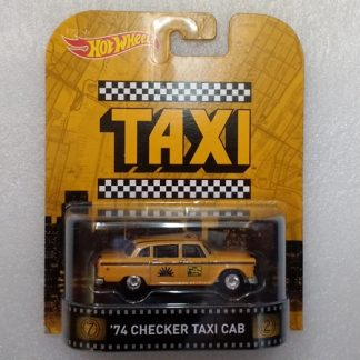 '74 Checker Taxi Cab