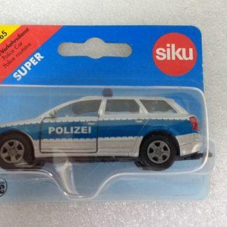 Audi Polizei Verkehrsdienst
