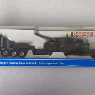 Heavy Haulage truck With Tank