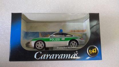Porsche 911 Carrera S Polizei