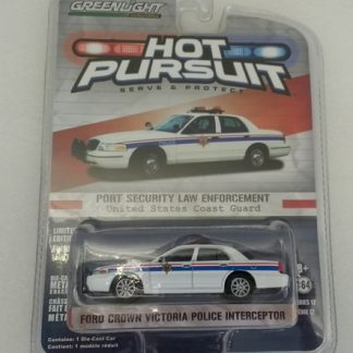 ford crown victoria police interceptor coast guard