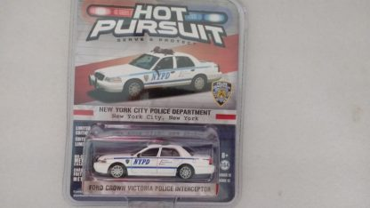 Ford Crown Victoria Police Interceptor NY