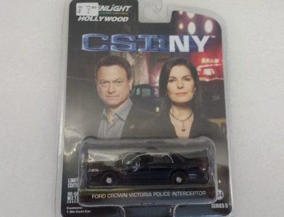 Ford Crown Victoria Police Interceptor CSI:NY