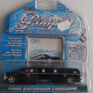 ford excursion limousine zwart