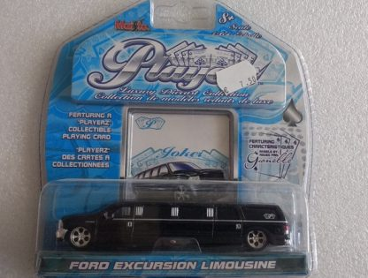 ford excursion limousine zwart