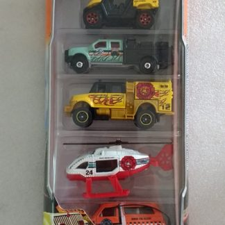 Matchbox 5-pack