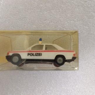 Mercedes 190E Polizei