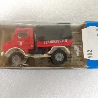 Unimog 1300 Brandweer