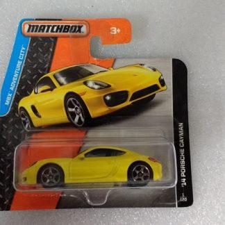 '14 Porsche Cayman