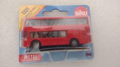 Doppelstock-Reisebus