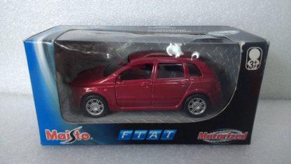 Fiat Stilo Rood
