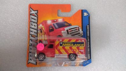 Ford E-350 Super Duty Ambulance