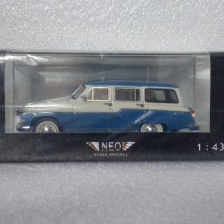 GAZ Volga M22 1960