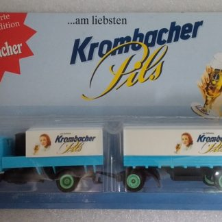 Krombacher Pils Truck