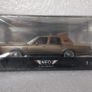 Lincoln Mark VI