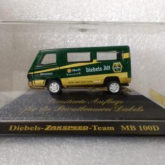 Mercedes benz 100D