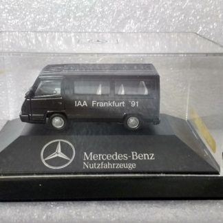 Mercedes Benz Nutzfahrzeuge IAA Frankfurt