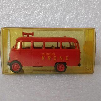Mercedes Bus Circus Krone