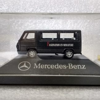 Mercedes Faszination En Miniature Bus