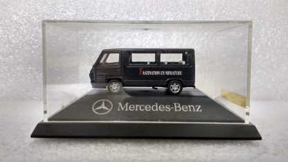 Mercedes Faszination En Miniature Bus