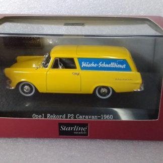 Opel Rekord P2 Caravan 1960