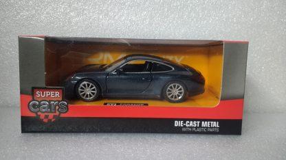 Porsche 911 Carrera S Zwart