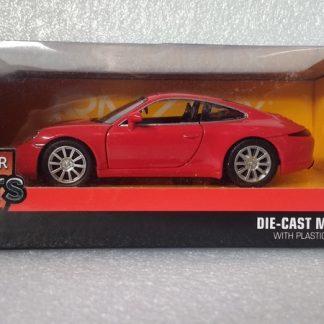 Porsche 911 Carrera S Rood