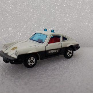 Porsche 911S Polizei