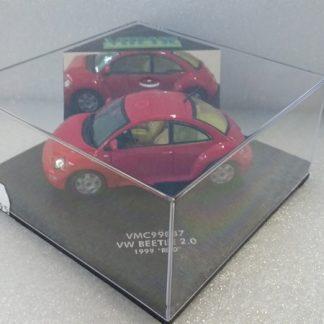 VW Beetle Rood