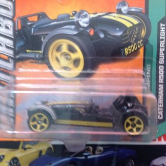 matchbox caterham R500 superlight