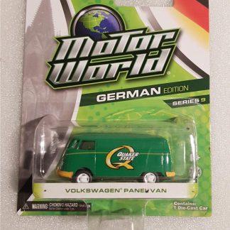 Volkswagen Panel Van Quakerstate