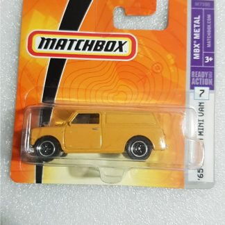 '65 Austin Mini Van