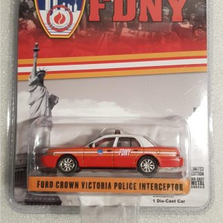 Ford Crown Victoria Police Interceptor FDNY